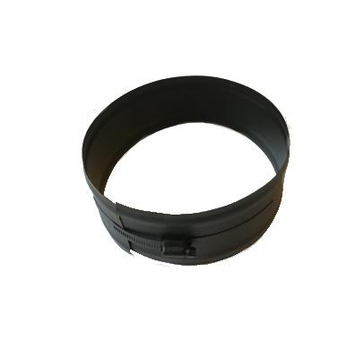 Klemmband 200 mm schwarz - ISOTUBE Plus