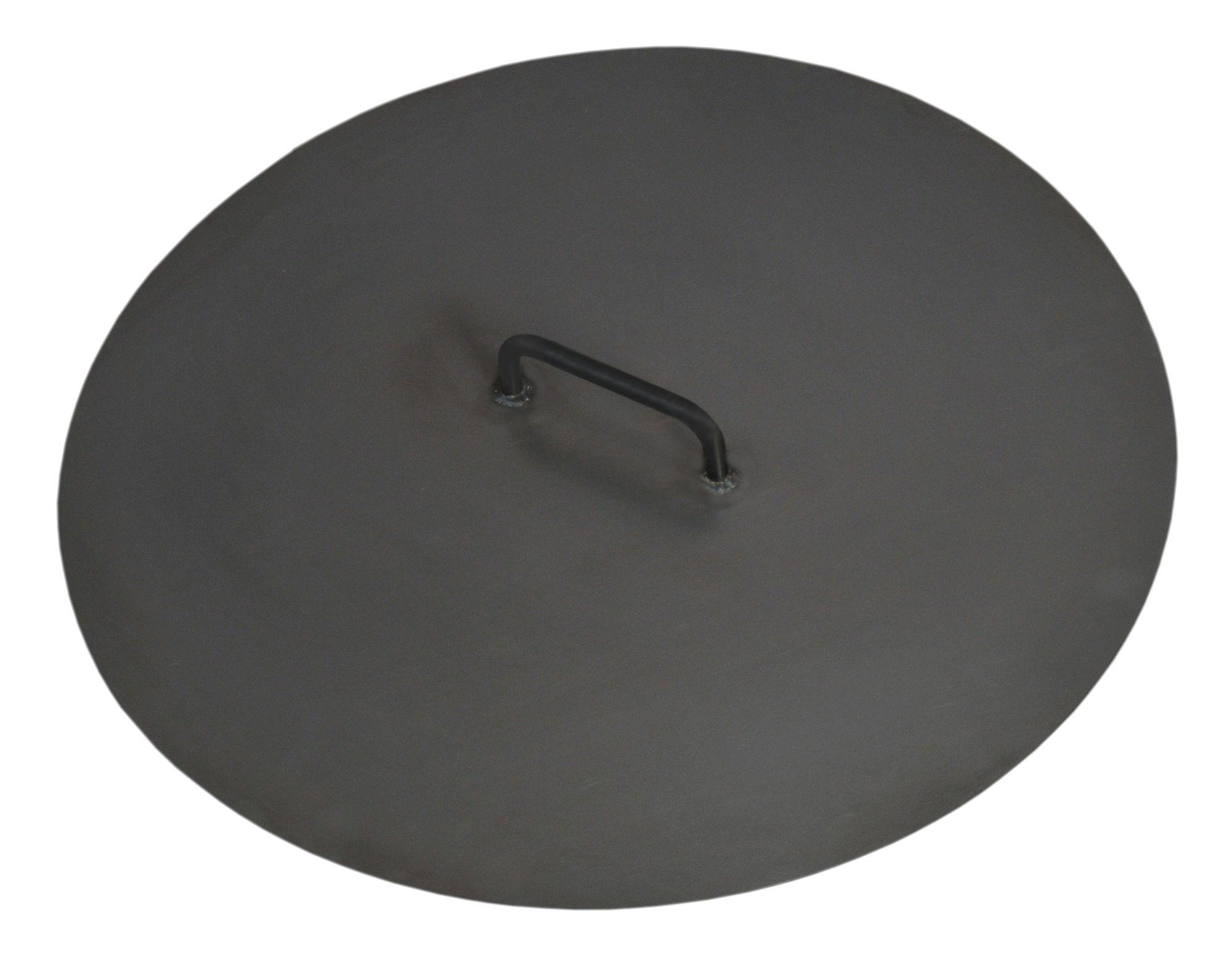 Deckel für Feuerschale Ø 60 / 70 / 80 / 100 cm rund