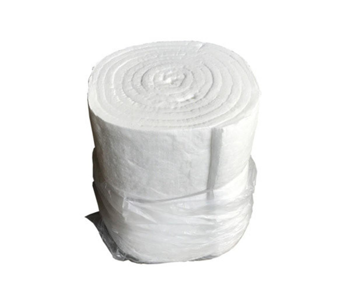 Rolle Keramische Isolierwolle 128 kg / m³ -  4,46 qm