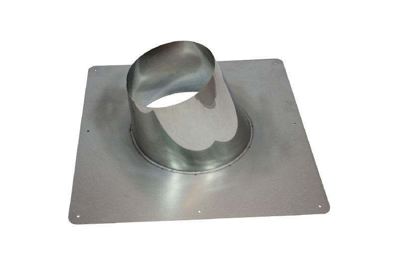 Dachdurchführung 5 - 25° DW Ø 150/200 mm - ISOTUBE Plus